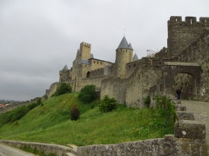 History of war and religion in South-west France. Carcassone 2014