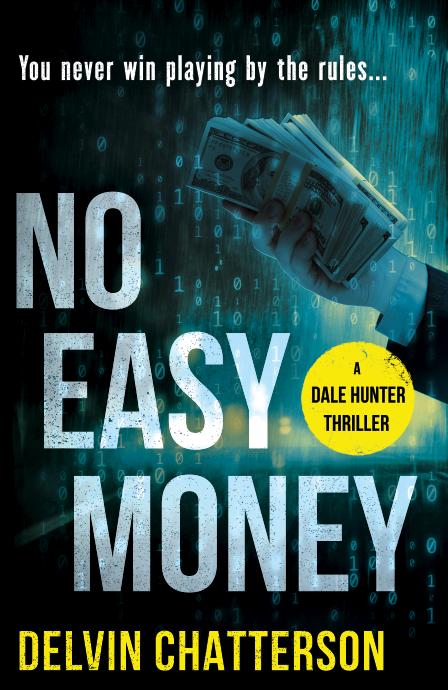 No Easy Money Cover #1A  - 2018-Feb. 18