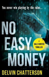 No Easy Money cover#1