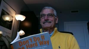 Author reading #1